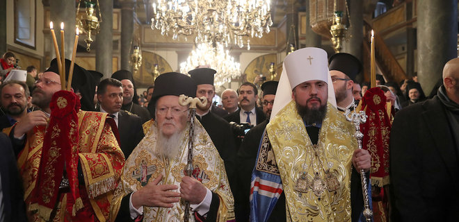 Урочиста зустріч Вселенського Патріарха Варфоломія I відбудеться 21 серпня в Михайлівському соборі