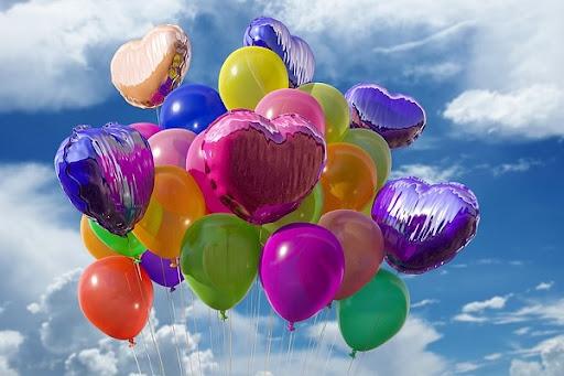 (Рус) Преимущества и применение воздушных шаров