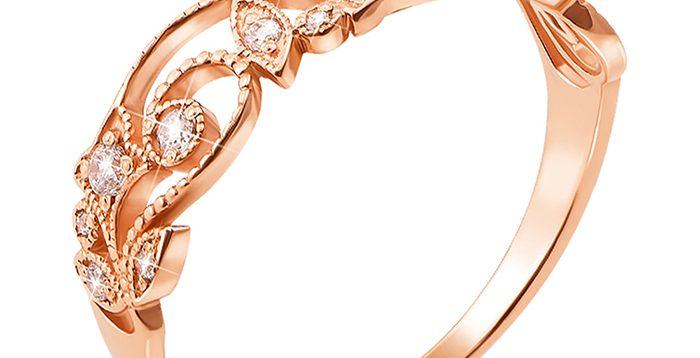 (Рус) Как выбрать золотые кольца и серьги