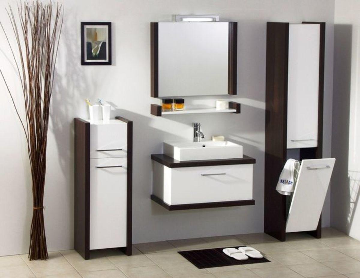 Як вибрати меблі в ванну кімнату