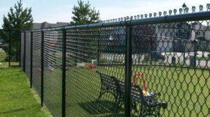 (Рус) Если забор, то из сетки рабицы