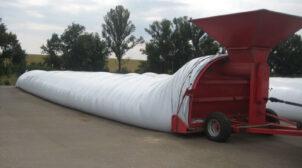 (Рус) Применение и преимущества рукава для хранения зерна