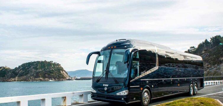 (Рус) Преимущества пассажирских перевозок автобусом