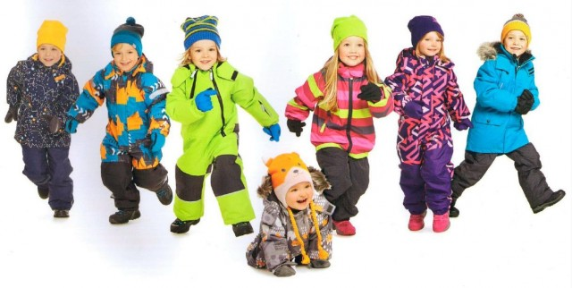 Як вибрати дитячий верхній одяг