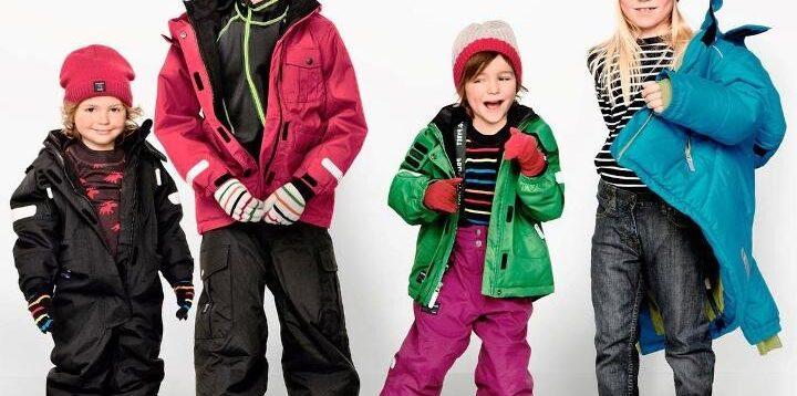 (Укр) Як вибрати дитячий верхній одяг