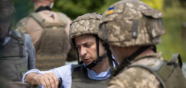 Президент внес изменения в положение о военной службе в ВСУ