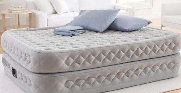 (Рус) Может ли надувная кровать заменить полноценную каркасную