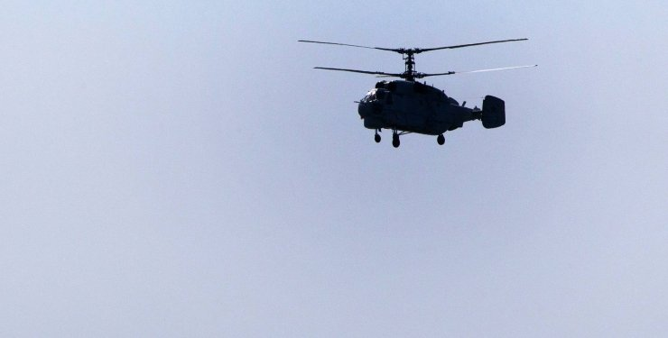 У Росії розбився вертоліт ФСБ