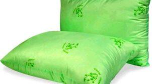 (Рус) Как выбрать бамбуковую подушку