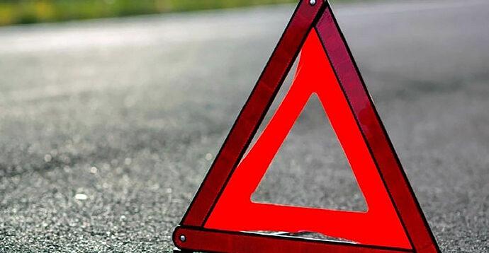 В Киеве произошло тройное ДТП. Парализована магистраль