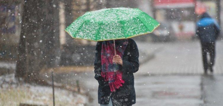 Метеоролог розповіла, коли в Україні чекати першого снігу