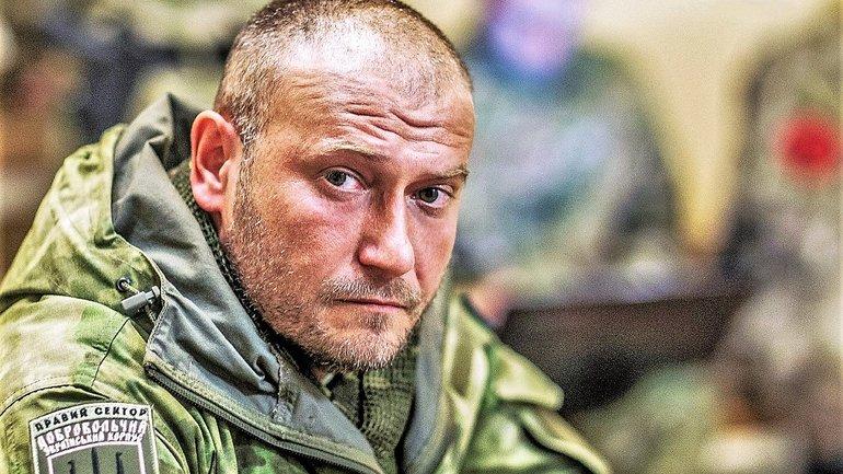 Ярош назвал условия окончания войны в Украине