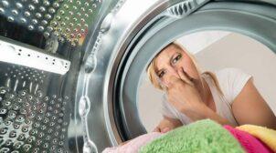 (Рус) Как убрать неприятный запах из стиральной машины