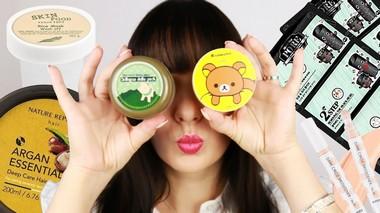 (Рус) Чем хороша корейская косметика