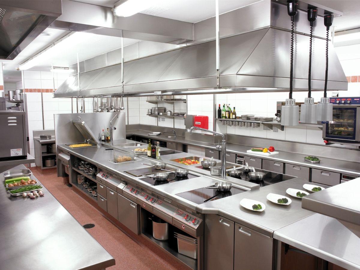 Как выбрать тепловое оборудование для кухни ресторана, кафе, бара