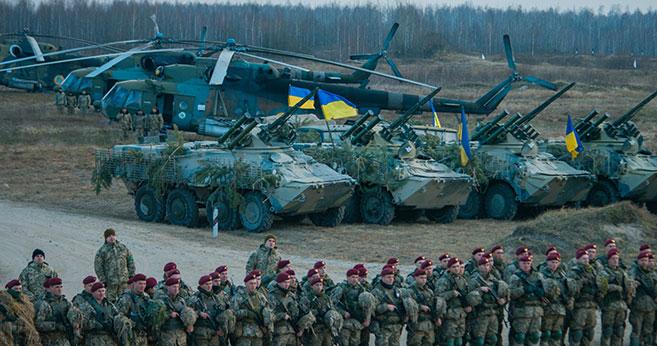 Глава СНБО заявил, что ВСУ готовы освободить Донецк и Луганск, если будет приказ