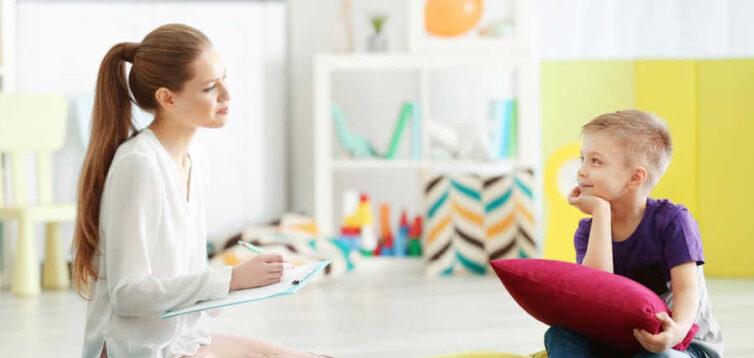 (Рус) Консультация детского психолога