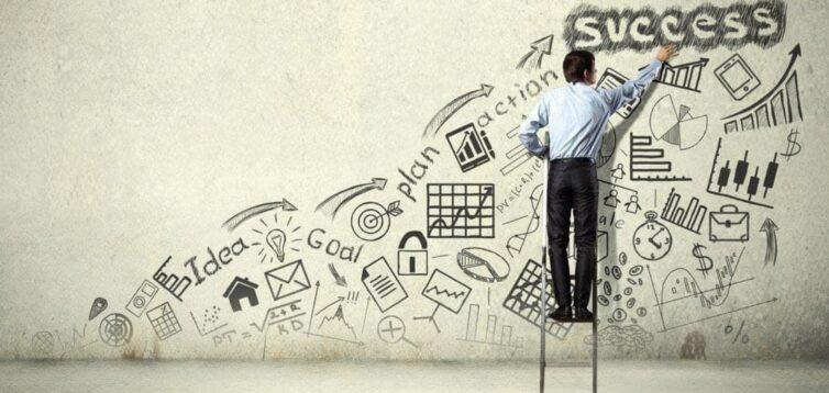 (Рус) Лайфхаки бизнеса. Руководитель компании Everad о том, как выйти на конкурентный рынок
