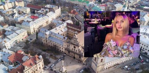 Блогер назвала Львов «дырой с дикими людьми» и попала в скандал