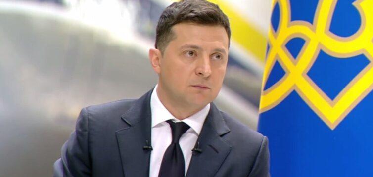 """Зеленський заявив, що не цікавиться деталями ДТП """"слуги"""" Трухіна тому, що там ніхто не загинув"""