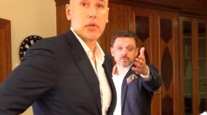 «Слуга народа» и экс-глава СБУ поскандалили из-за ситуации с Мецгером