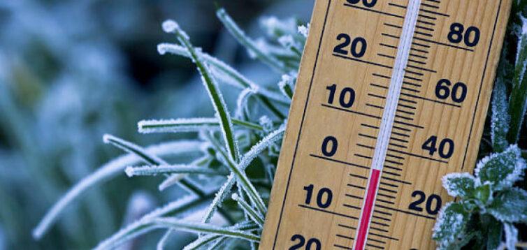 Завтра в Україні місцями похолодає до 0 градусів
