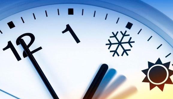 Зимовий час: коли в Україні переводить стрілки годинника