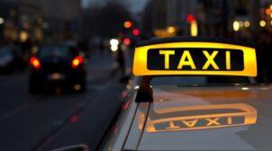 (Рус) Как заказать такси с помощью мобильного приложения