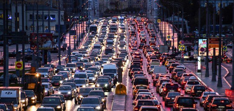 У КМДА порахували кількість автомобілів у Києві