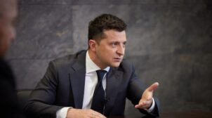 Зеленский выступил против запрета сериала «Сваты»