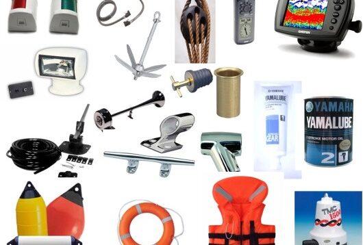 (Рус) Как выбрать оборудование и аксессуары для катеров и лодок